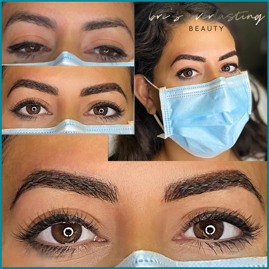 Permanent Eyebrow Tattoo Houston TX