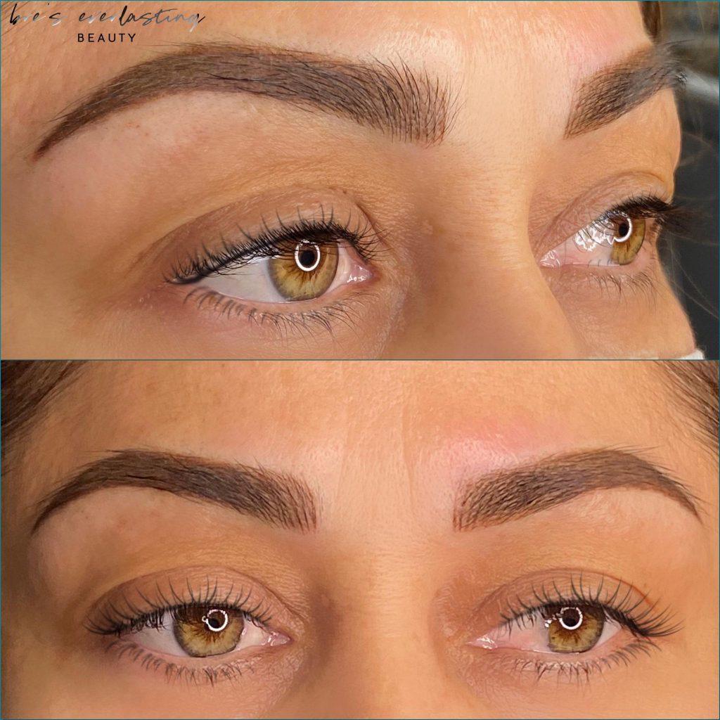 Permanent Eyebrows Houston